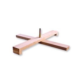Easyfix Holzständer klappbar