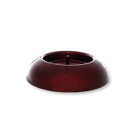 Easyfix Wasserständer Classic rot metallic 39cm