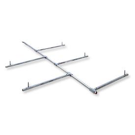 Easyfix Line Up Rohr mit 5 Aufsteckarmen