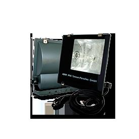 Easyfix Flutlicht Energiesparstrahler 400 W Natriumdampf mit Zuleitung