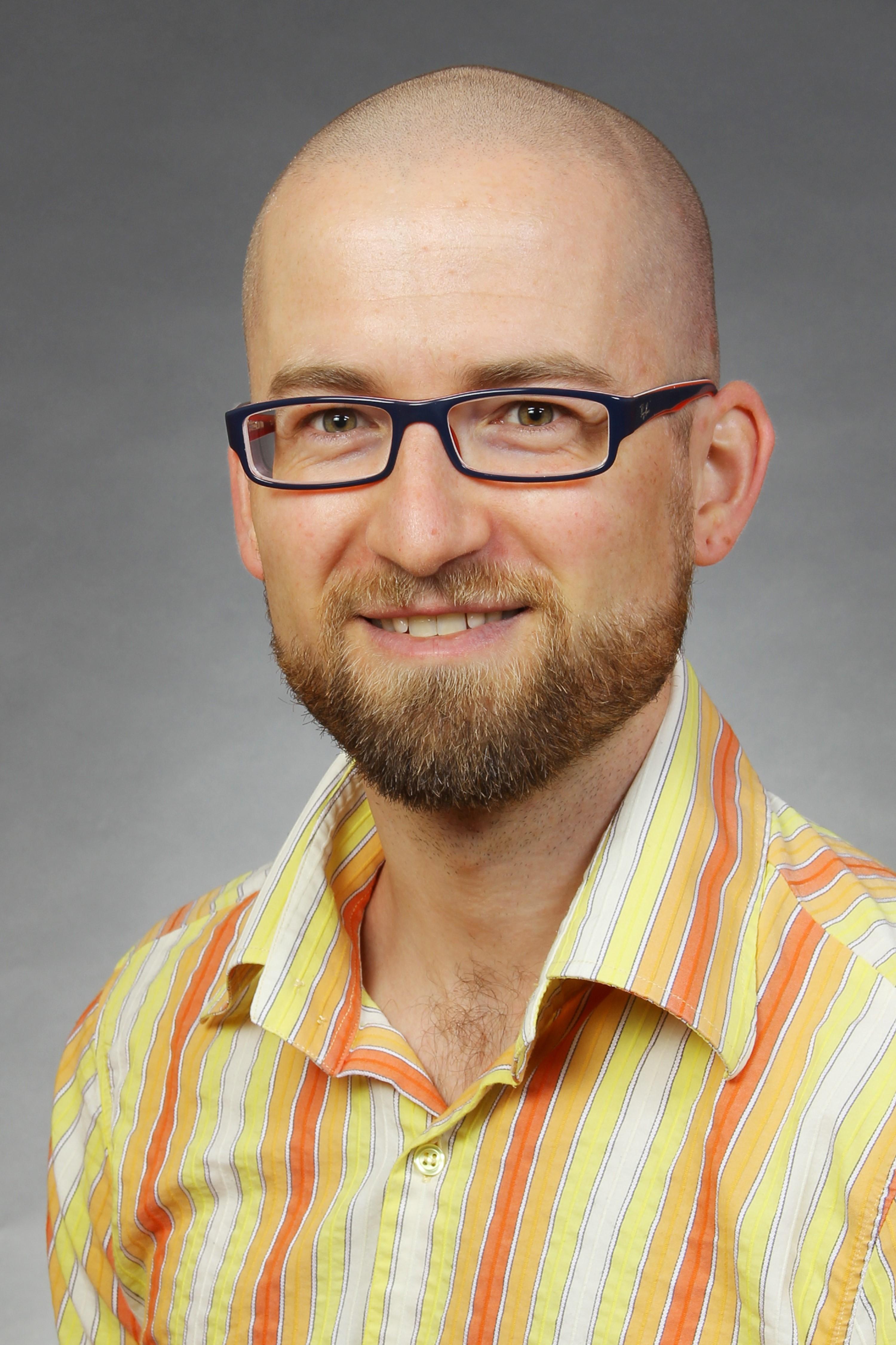 Tannen-Paradies Mitarbeiter Heinrich Funke