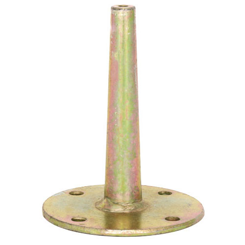 Easyfix Aufnahmedorn mit Ronde galvanisch verzinkt